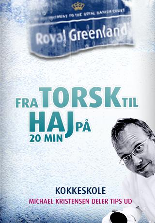 Forsiden på Fra torsk til haj fra Royal Greenland