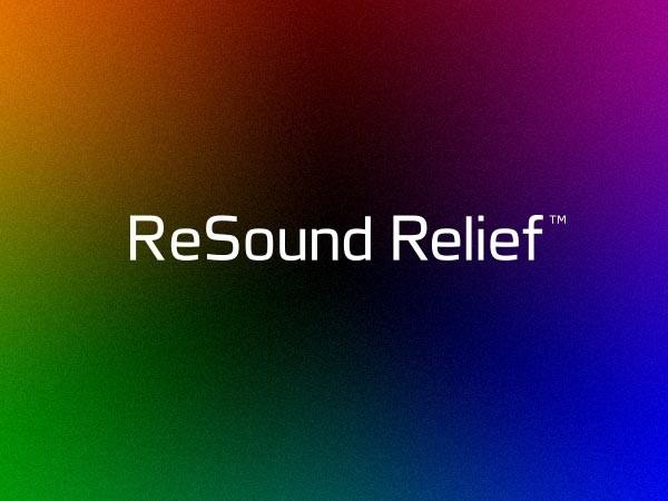 resound relief app