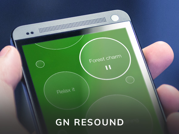 gn resound relief app