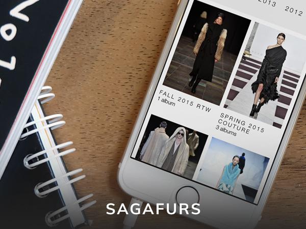 sagafurs fashion app