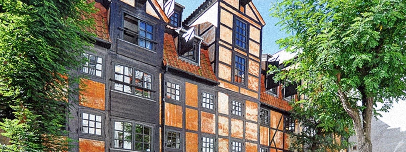 Udlejning af kontorpladser i Nyhavn