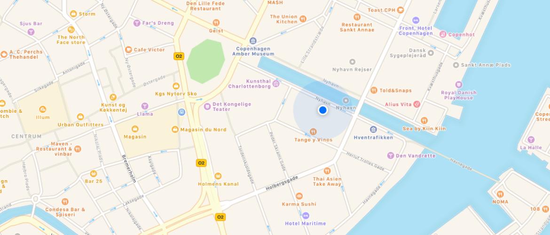 Nyhavn-kontor