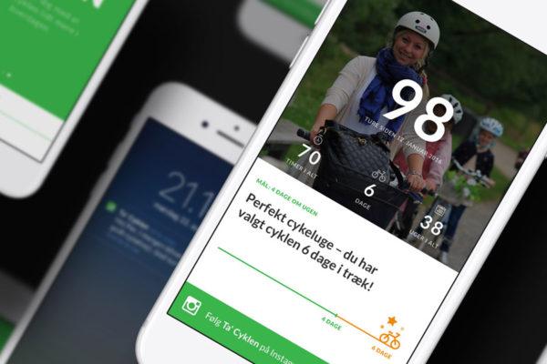 Ta Cyklen Danmark - Greener Pastures