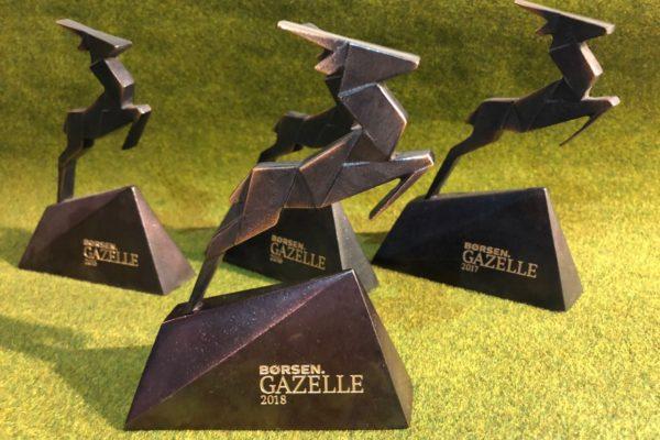 greener pastures er børsen gazelle