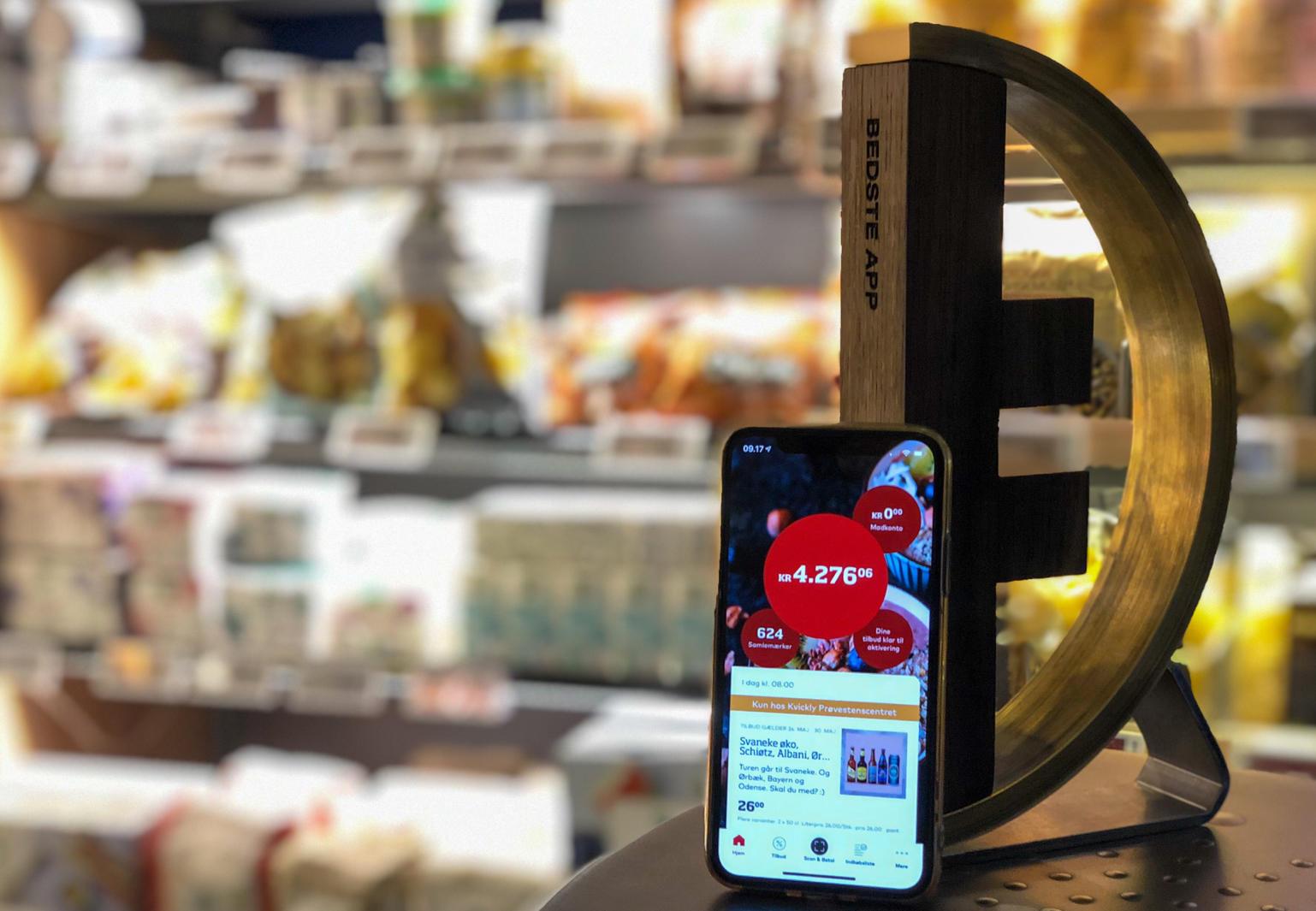 Coop App vinder E-Handelsprisen 2019