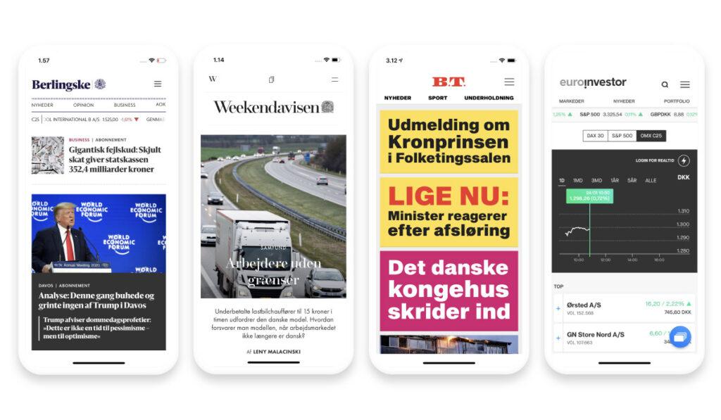 berlingske media apps